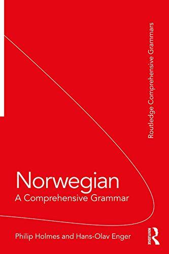 Norwegian: A Comprehensive Grammar (Routledge Comprehensive Grammars) (English Edition)