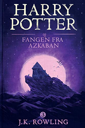 Harry Potter og fangen fra Azkaban (Norwegian Edition)