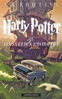 Harry Potter NORWEGISCH - Harry Potter Og Mysteriekammeret