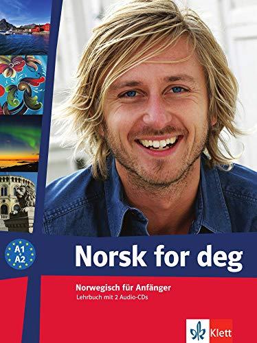Norsk for deg: Norwegisch für Anfänger. Lehrbuch + 2 Audio-CDs (Norsk for deg neu / Norwegisch...