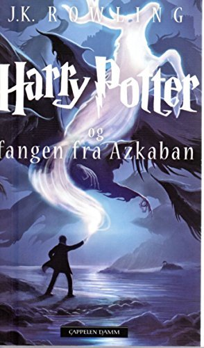Harry Potter NORWEGISCH: Og Fangen Fra Azkaban (norwegian, norsk)
