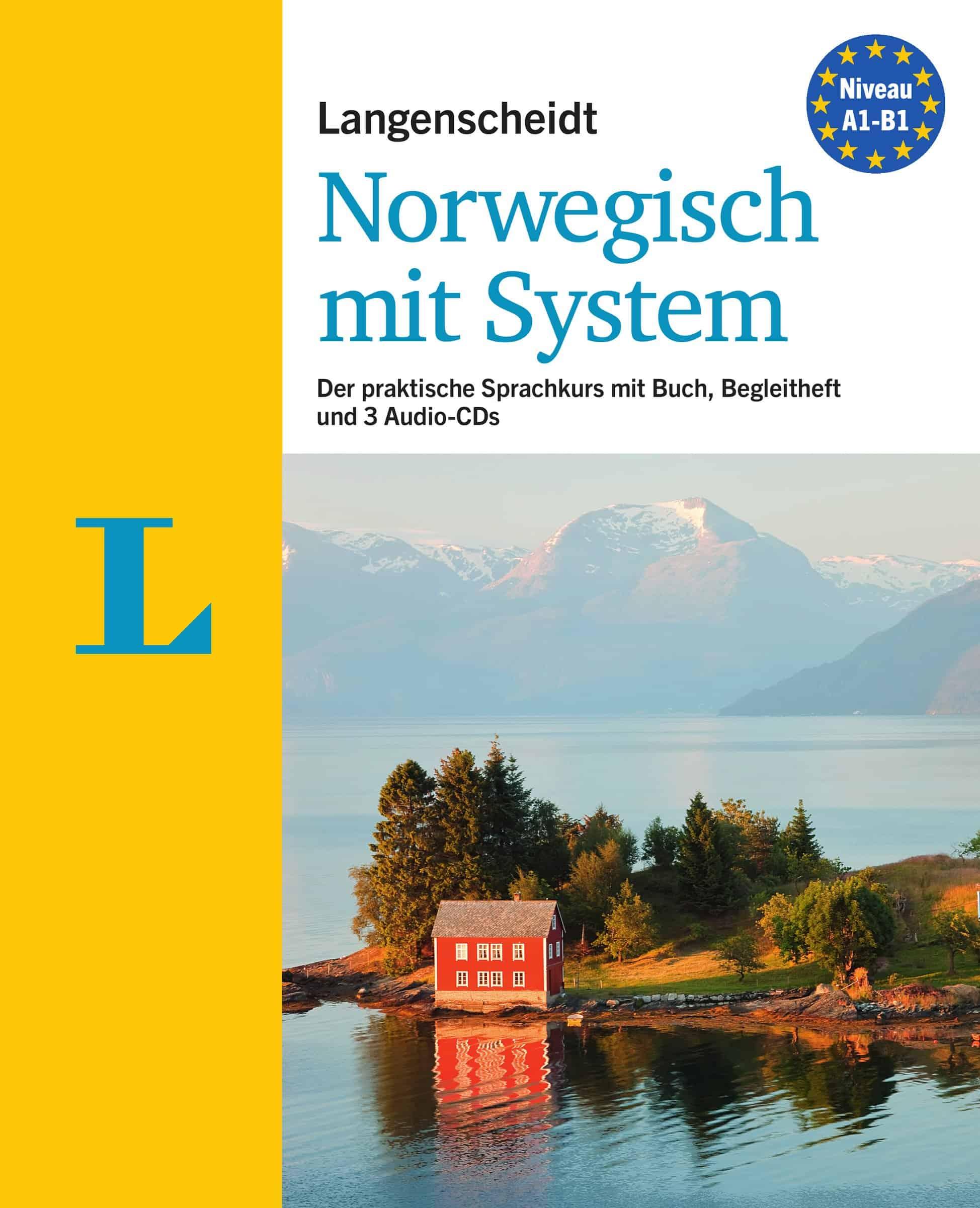 Amazon Langenscheidt Norwegisch mit System