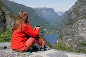 Norwegisch lernen in Norwegen