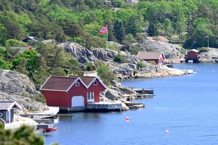 norwegische unregelmäßige verben