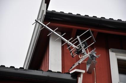 Antenne, TV-Antenne, Fernsehen, Empfang
