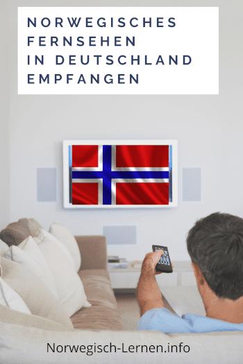 Norwegisches Fernsehen in Deutschland emfangen