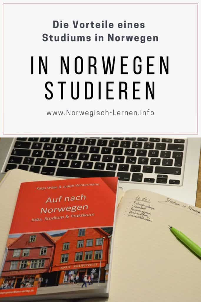 In Norwegen studieren