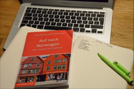 Studieren in Norwegen - Ratgeber Auf nach Norwegen Jobs Studium und Praktikum Kajtaj Wilke und Judith Wintermann klein2