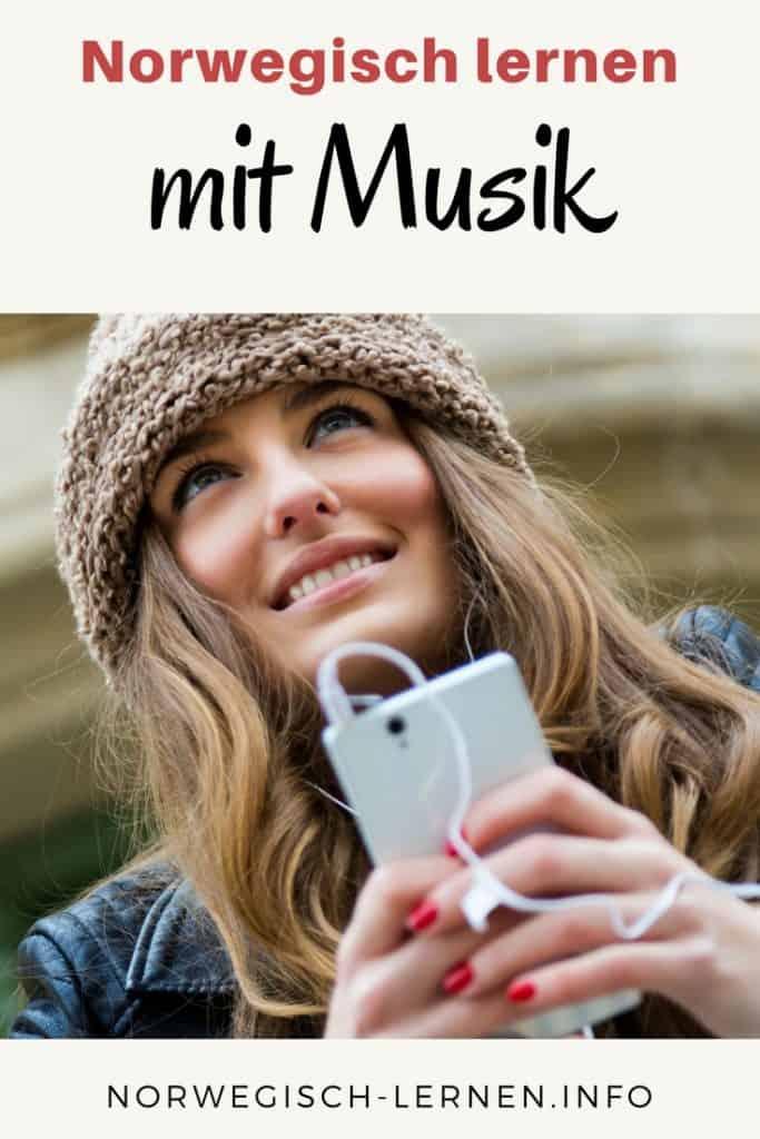 Norwegisch lernen mit Musik
