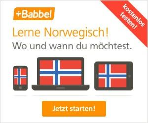 Norwegisch lernen babbel kasten