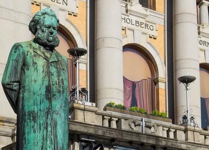Norwegisch lernen mit Henrik Ibsen - Norwegens erfolgreichstem Dichter