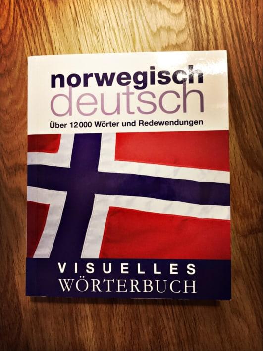 Visuelles Wörterbuch Norwegisch-Deutsch: Über 12.000 Wörter und Redewendungen