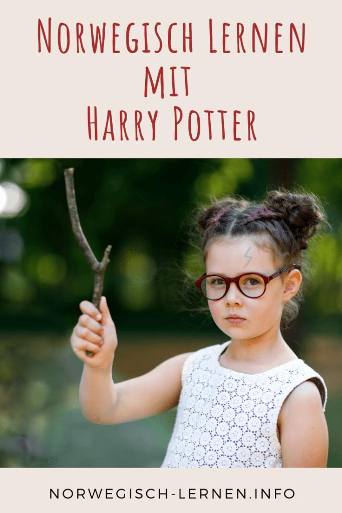 Norwegisch lernen mit Harry Potter