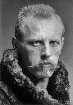 Fridtjof Nansen / Portrait ca. 1890