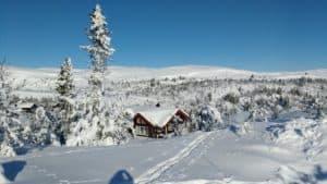 Eine eigene hatte in Norwegen zu besitzen ist der Traum vieler!