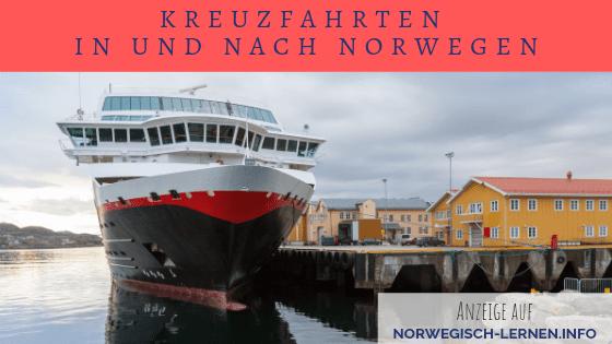 Kreuzfahrten in und nach Norwegen