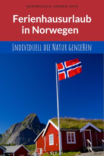 Ferienhausurlaub in Norwegen Individuell die Natur genießen