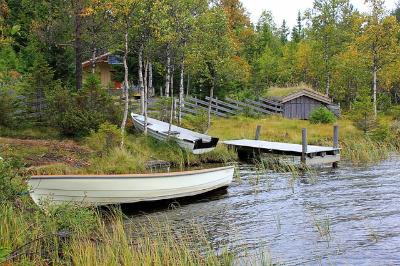 Bootfahren in Norwegen