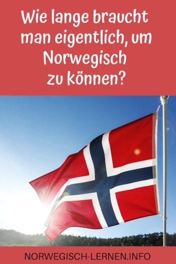 Wie lange braucht man eigentlich um Norwegisch zu können Pinterest