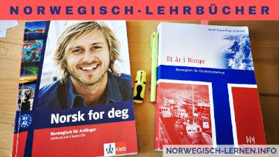 Norwegisch Lehrbücher Header