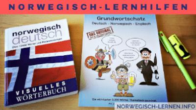 Norwegisch Lernhilfen Header