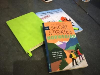Norwegische Kurzgeschichten Short Stories in Norwegian