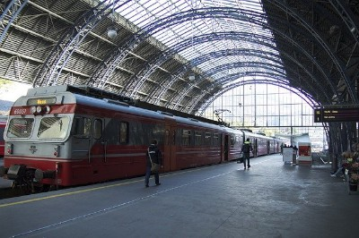 Mit dem Zug nach Norwegen reisen