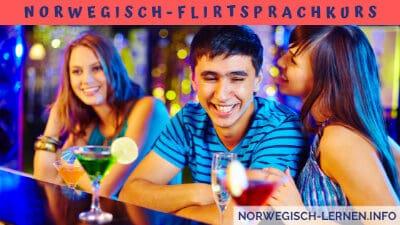 Norwegisch-Flirtsprachkurs - Die große Liebe in Norwegen finden
